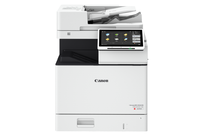 Canon iR ADVANCE DX C477iFZ